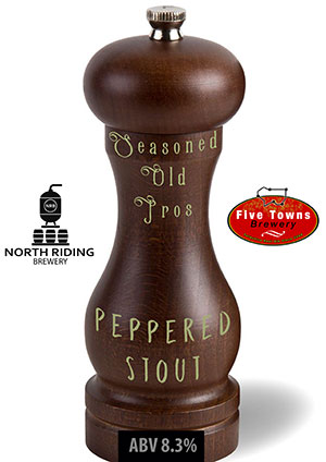 pepper brewed by Five Towns Brewery